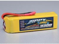 ZIPPY Compact 3300mAh 6S 35C Lipo pacote