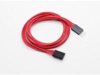 500 milímetros de 4 pinos cabo de extensão de LED RGB Multi-Function driver / controlador