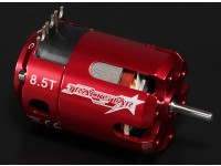 TrackStar 8.5T sensored Motor Brushless 4620KV alta RPM (ROAR aprovado)
