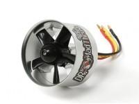 HobbyKing ™ 50 milímetros liga EDF 4800kv (3s Version)