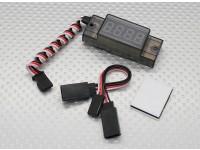 Mini tacômetro de ignição Use (30000 RPM max)
