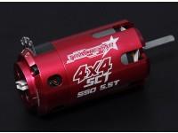 Turnigy TrackStar SCT 5.5T sensored Motor Brushless 3750KV (550 tamanho)