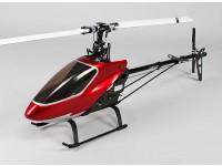 HK-500TT Flybarless 3D Torque-Tube Kit helicóptero elétrico (w / lâminas)