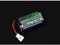 Turnigy nano-tecnologia 260mAh 1S 35-70C Lipo Pack (QR Ladybird / Genius CP / Mini CP)