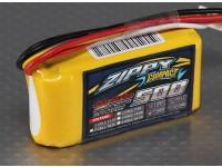 ZIPPY Compact 500mAh 3S 35C Lipo pacote