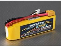 ZIPPY Compact 1500mAh 3S 35C Lipo pacote