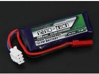 Turnigy nano-tecnologia 300mAh 2S 45 ~ 90C Lipo pacote