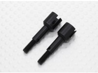 Veios de transmissão traseira - 1/10 Quanum Vandal 4WD Corrida Buggy (2pcs)