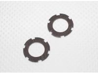 Slipper Clutch Set Plate (2pcs / bag) - 1/10 Quanum Vandal 4WD Corrida Buggy