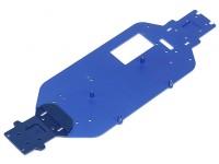 Alumínio Chassis Plate - 1/10 Quanum Vandal 4WD Corrida Buggy