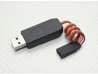 Adaptador de programação USB para HobbyKing X-Car 120A & 60A ESC