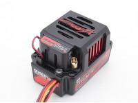 TrackStar 150A GenII 1 / 8th escala Sensored Brushless Car ESC - (PC programável)
