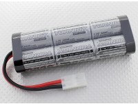 Turnigy vara pacote de Sub-C 3000mAh 7.2V NiMH Series High Power