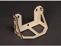 Laser Cut Plywood Bandeja de combustível para o H-Rei Box campo 223 milímetros x 44 milímetros x 43 milímetros - Montagem Auto