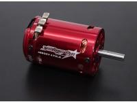 Trackstar 540 tamanho 4 Pole 4250KV Sensored Motor