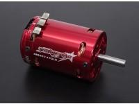 TrackStar 540 Tamanho 4 Pole 4850KV Sensored Motor