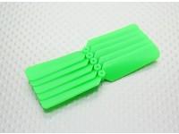 Hobbyking ™ Hélice 3x2 Green (CCW) (5pcs)