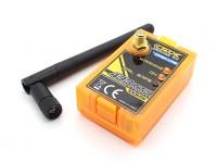 OrangeRX Abrir LRS 433MHz transmissor 100mW (compatível com rádio Futaba)