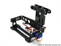 Uso Geral 2 Axis Servo Gimbal FC-T8