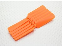 Hobbyking ™ Hélice 3x2 Orange (CCW) (5pcs)