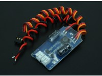 sistema Dr. MadThrust três cores LED Afterburner (90mm) EDF