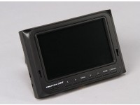 5 polegadas 800 x 480 TFT LCD HD FPV monitor com luz de fundo FieldView 555