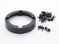 Radjet Ultra Pusher 790 milímetros - Clipes Motor anel de montagem e Canopy Fastener