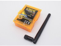 OrangeRX Abrir LRS 433MHz transmissor 1W (JR / Turnigy Compatible)