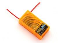 OrangeRx R615X DSM2 / DSMX Receiver 6Ch 2.4GHz compatível w / CPPM