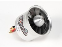 Dr. Mad Thrust 70 milímetros 11-Blade Liga EDF 1900kv Motor - 1900watt (6S)