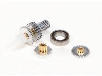 D05010MG substituição Servo Gear Set