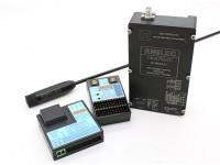 Sistema RMILEC NB20 20 canais UHF LRS