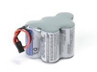 Turnigy Receiver Pacote de 5000mAh 6.0V NiMH Series High Power