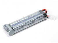 Turnigy vara pacote de Sub-C 4200mAh 8.4V NiMH Series High Power