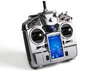 Turnigy TGY-i10 10CH 2.4GHz Sistema RC Proporcional Digital com telemetria (Modo 2)