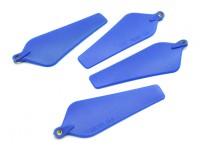Multirotor hélice dobrável 5x3 Blue (CW / CCW) (4pcs)