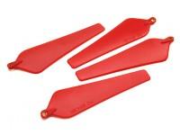 Multirotor hélice dobrável 6x4.5 Red (CW / CCW) (4pcs)