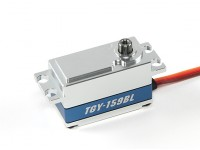 Turnigy ™ TGY-159BL Baixo Perfil DS / MG Car Servo 10kg / 0.08sec / 55g