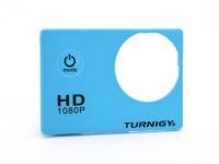 Turnigy ActionCam substituição Faceplate - azul