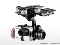 Quanum Q-3D Brushless 3-Axis Camera Gimbal (adequado para Nova, Scout X4, Fantasma, QR X350 etc.)
