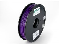 ESUN 3D Filament Printer roxo 1,75 milímetros ABS 0.5KG Spool