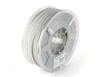 Printer ESUN 3D filamento luminoso azul 1,75 milímetros ABS 1KG rolo