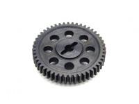 Centro de engrenagem 48 x 0,8 milímetros - H.King Rattler 1/8 4WD Buggy