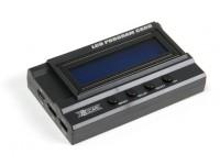 HobbyKing® ™ X-Car série Besta cartão de programa LCD
