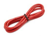Turnigy alta qualidade 10AWG Silicone Fio 1m (vermelho)