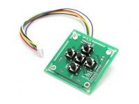 Controlador OSD para Sony EXviewHAD CCDII Camera Board.