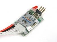 RPM FrSky inteligente Porto e sensor de temperatura