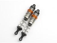 BSR Beserker 1/8 Truggy - Traseira 126 milímetros Shock (completo) (2pcs) 814.103