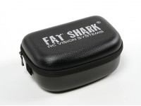 Caso Zipper Fatshark para Fatshark FPV Goggles com Snap On Faceplate
