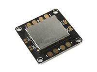 Placa de distribuição Super Mini Poder w / Duplo BEC (5V / 12V) para CC3D & Revo vôo Controllers